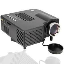 mini led projector ebay