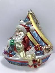 ncaa lsu christmas ornament high heel shoe rhinestone louisiana