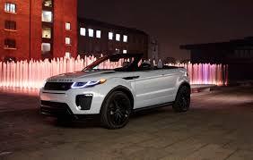 2017 land rover range rover evoque range rover evoque convertible u2013 the dawn of a new era in luxury