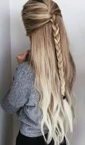cute easy hairstyles for long hair billedstrom com