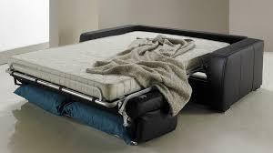 canape couchage quotidien canapé lit en cuir 2 places couchage 120 cm tarif usine italie
