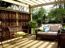 Fence Ideas For Patio 93 Best Bamboo Fencing Images On Pinterest Bamboo Fencing