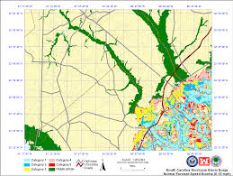 Beaufort Sc Map State Level Maps