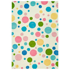 Large Kids Rug by Kids Polka Dot Rug Rugs Ideas