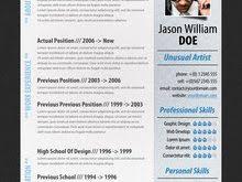 Modern Resume Format Attractive Design Modern Resume Format 3 49 Templates To Get