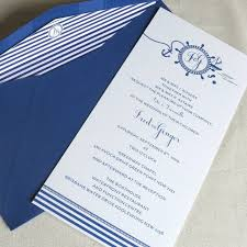 nautical themed wedding invitations nautical themed wedding invitations attractive wedding