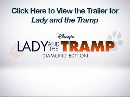 amazon lady tramp diamond edition disc blu ray