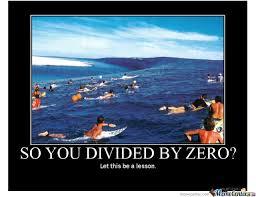 Divide By Zero Meme - divide by zero by demuh19 meme center