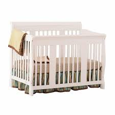 Tuscany Convertible Crib Storkcraft Tuscany 4 In 1 Convertible Crib In White Free Shipping