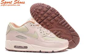 Comfortable Nike Shoes 2017 Discount Comfortable Nike Air Max 90 Womens Running Shoes Pink