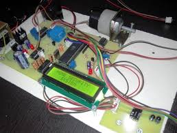 home security system project from microtronics