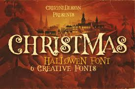 upjohn halloween brush horror font display fonts creative market