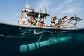 Seeking Sub Navy Seeking Uuv Advances To Field Today To Inform New Sub Designs