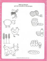 printable farm animal worksheet for kids 1 crafts and