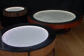 sand plotter tables draw top dollar for minneapolis artist crain u0027s