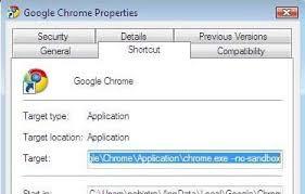 google chrome 0xc0000005 error fixes and prevention 0xc0000005