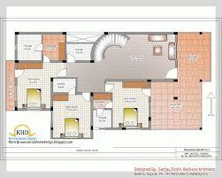 Model Home Plans Duplex Model House Plans India House Interior