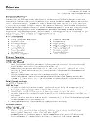 Best Resume Nz by Sample Cv New Zealand