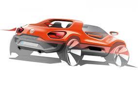 buggy design volkswagen buggy up concept car design