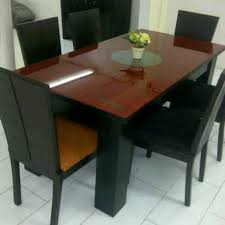 Glass Dining Table Chairs Chair Folding Dining Table And Chairs Set Uk Space Saving Dining