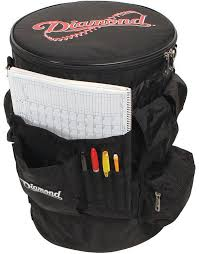 diamond bkt sleeve coaches ball bucket organizer
