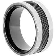 Tungsten Wedding Rings by Tungsten Rings Tungsten Carbide Rings Forever Metals Wedding Bands