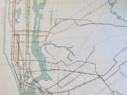 Queens Subway Map by This 1927 City Subway Map Shows Early Transit Plans 6sqft