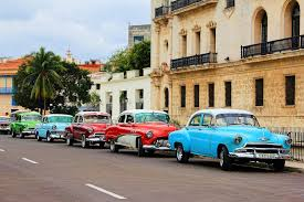 classic cars is this the end of the road for cuba u0027s classic cars the independent