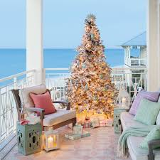 Home Decor A Sunset Design Guide Christmas Decorating Coastal Living