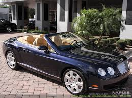 bentley continental mulliner 2008 bentley continental gt gtc convertible mulliner