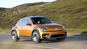 volkswagen old beetle modified volkswagen beetle dune first drive autoweek