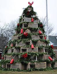 ladder christmas tree 20 most wacky and non traditional christmas trees photo gallery