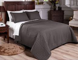 Amazon Com Comforter Bed Set by Amazon Com Chezmoi Collection 3 Piece Vintage Washed Solid