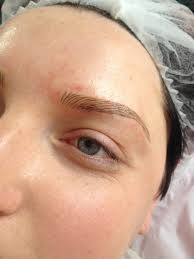 Eyebrow Feather Tattoo Uk | microblading eyebrows the hottest technique in the uk permanent