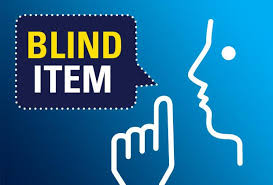 Blind Pilot Go On Say It Blind Item Casting Stunt Coming This Fall On Broadcast Series