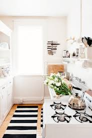 Galley Kitchen Rugs 25 Absolutely Beautiful Small Kitchens Galley Kitchens Kitchens