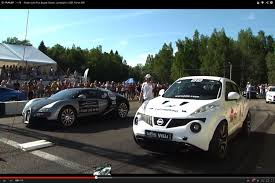 fastest lamborghini vs fastest ferrari nissan juke r vs bugatti veyron ugr lambo and ferrari 599 gto on
