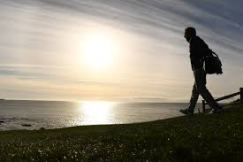 r j harper has been a beloved figure at pebble beach for 32 years