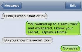 text meme 4 best drunk texts optimus 500x321 xavier toby