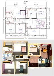 100 split floor plan elk creek builders home floor plans