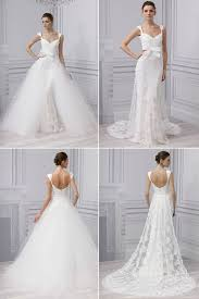 two wedding dresses convertible two in one wedding dresses confetticouk two in one