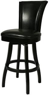 Bar Stool With Cushion Amazon Com Pastel Furniture Gl 219 26 Fb 865 Glenwood Swivel
