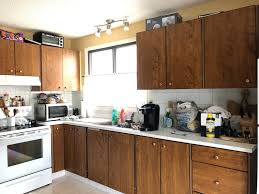 are wood kitchen cabinets outdated see this kitchen go from outdated to outstanding after a