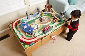 Imaginarium Train Set With Table 55 Piece Best Train Tables Toy Train Center