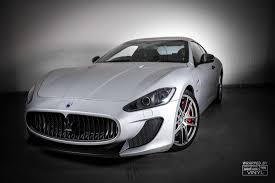 arctic maserati car wrapping 3m vinyl paint protection carbon fibre in sydney