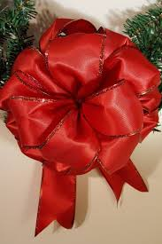 large gift bow christmas bow wreath bow swag bow large gift bow chair bow