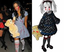 29 Incredible Celebrity Halloween Costumes The Spookiest