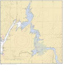 lake mead map lake mead nautical chart νοαα charts maps