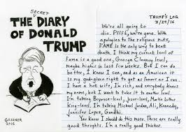 Entry1 by Donald Trump U0027s Secret Diary Entry1 Bill And Dave U0027s Cocktail Hour
