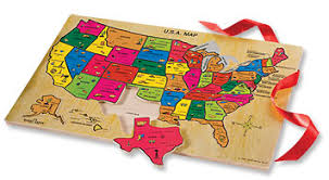 usa map puzzle for toddlers wooden usa puzzle classic wooden usa puzzle orvis